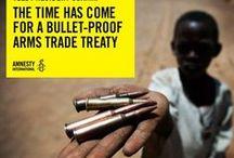 Campagne voor een sterk Wapenhandelsverdrag