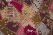 Antique Quilts and Patchwork