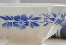 Cafe au Lait Bowls Collection