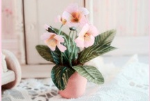 Miniatures - Fleurs