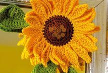"""Crochet """"Flowers"""""""