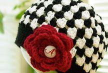 """Crochet """"Hat & Scarf"""""""
