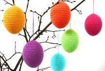 """Crochet """"Easter"""""""