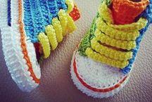 "Crochet ""Shoes"""