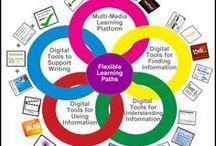 Creciendo en e-learning / Contenidos sobre e-learning y sus diferentes formas o derivaciones según la metodología utilizada.