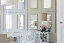 White / Winter white home decor and inspiration