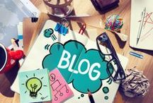 Blogging & Writing / Get tips for growing your blog, writing, and content marketing