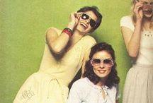 Seventies and Sixties atmosphere