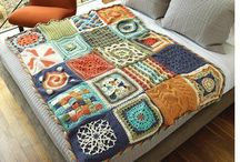 "Crochet ""Blankets & curtains"""