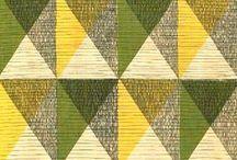 Vintage Fabrics - 1950s