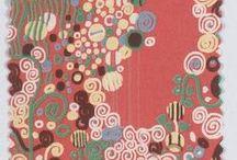 Vintage Fabrics - 1920s / vintage fabrics from the 1920s