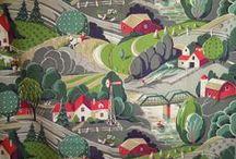 Vintage Fabrics - 1940s