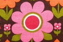 Vintage Fabrics - 1960s