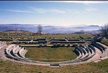 Italy | Alto Molise / Luoghi e paesi dell'Alto Molise **** Places and countries of Alto Molise