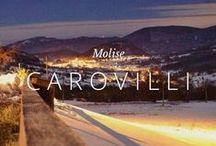 Italy | Carovilli, Molise / Luoghi e panorami di Carovilli (IS) Molise ******************************* Places and Landscapes of Carovilli (IS) Molise