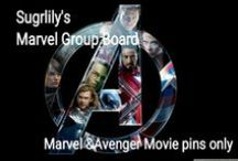 !MARVEL MOVIE GROUP BOARD! / Marvel  Group Board. No Mash Ups! Marvel pins must be actual pins from the movies!! Pinners that pins do not pertain to Marvel movies will blocked!