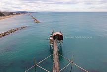 Summer Places / Pochi chilometri di costa, ma tutti da scoprire! ***************** Enjoy the sea in Molise