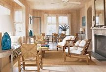 Warm Neutrals / Soft and inviting, these beautiful neutrals make any space feel like home