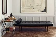 Design Inspiration / Some of our favorite design elements come together in these beautiful spaces