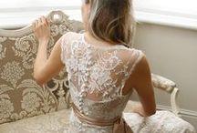 Robes de mariée / Les plus jolies collections de robes de mariées à découvrir sur blog.notremariage.net