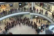Flash Mobs / by NH Rhinestone Shirts