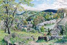 Krajobrazy w sztuce