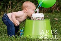 Children's Birthdays / 1st Birthday / by Kyra Breanne