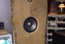 Speaker Projects / Building speakers