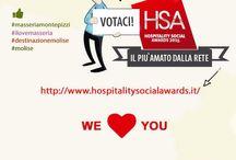 HSA2015 / Hospitality Social Awards 2015