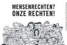 Schrijf-ze-VRIJdag 2015 / Op vrijdag 16 oktober 2015 is het Schrijf-ze-VRIJdag. Deze draait dit jaar rond het thema 'Mensenrechten? Onze rechten!'. Meer op www.aivl.be/schrijfzevrijdag