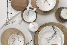 TABLEWARE - CERAMICS / Vaisselle design, ceramics...