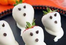 Halloween / Halloween DIY Craft Projects, Goodies, Halloween Sweets, DIY Halloween Decor, Snacks, Food