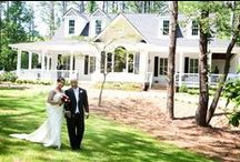 Spring Weddings at Payne Corley House / Spring Brides and Grooms ideas and inspirations