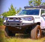 4Runner Bumpers @ Pure4Runner / Toyota 4Runner aftermarket bumpers - show off your 4runner modifications or upgrades or get ideas for your next move.