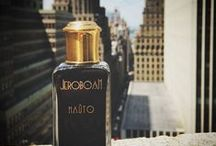 Jeroboam Fragrances / The new brand of perfume extract for urban nomads.