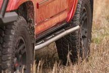 4Runner Sliders, Steps & Bars / Toyota 4Runner sliders, nerf bars, side steps. https://pure4runner.com/sliders-nerf-bars-c-12/