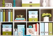 Organization  / by Lindsey