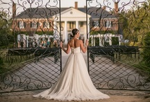 Rustic Elegence: Boone Hall Cotton Dock