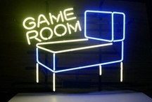 Game Room / by Lindsey