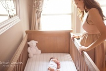 Nursery making & Baby Stuff / by Lindsey