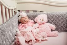 Pink & Grey Nursery / by Lindsey