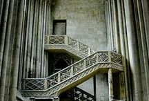 Gothic / All that dark gothic filled with sadness and the beauty of the past. Architecture, fashion, jewelry,art.