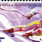 Winter Olympics / Stamps with a Winter Olympics theme.