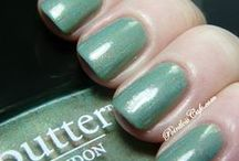 Like Buttah (LONDON) / A list of the butter LONDON polishes I own.