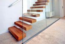 Ouvrages Escaliers KOZAC / Sélection d'escaliers réalisés par KOZAC (see more on www.kozac.fr)