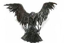 - Sculptures -