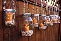 Jar Decor