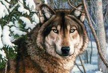 - Animals / Animaux - / Les animaux vus par nos artistes, en sculptures, peintures, dessins, photographies...