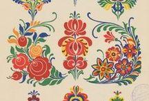 folk art & embroidery
