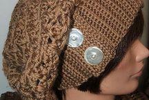 Crochet hats & accessories